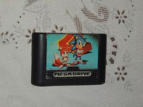Sonic the hedgehog 2 sonic 2 mega drive - original tectoy