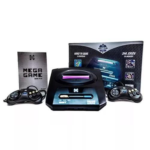 Video game mega game 123 jogos clássicos de mega drive
