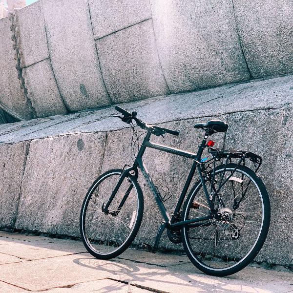 A melhor bicicleta da sua vida