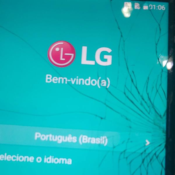 Celular lg g4 h8118p