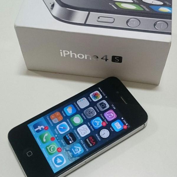 Iphone 4s 8g semi novo