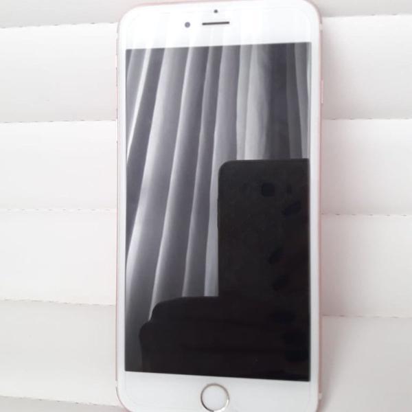 Iphone 6s plus com todos os acessórios originais