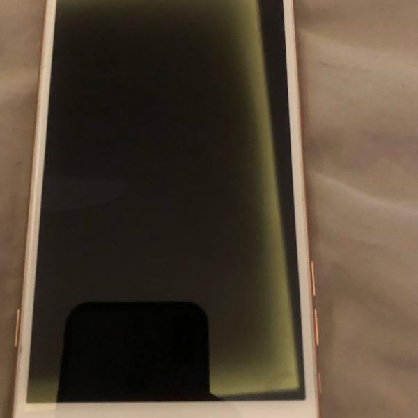 Iphone 8 plus branco de 256gb de memória