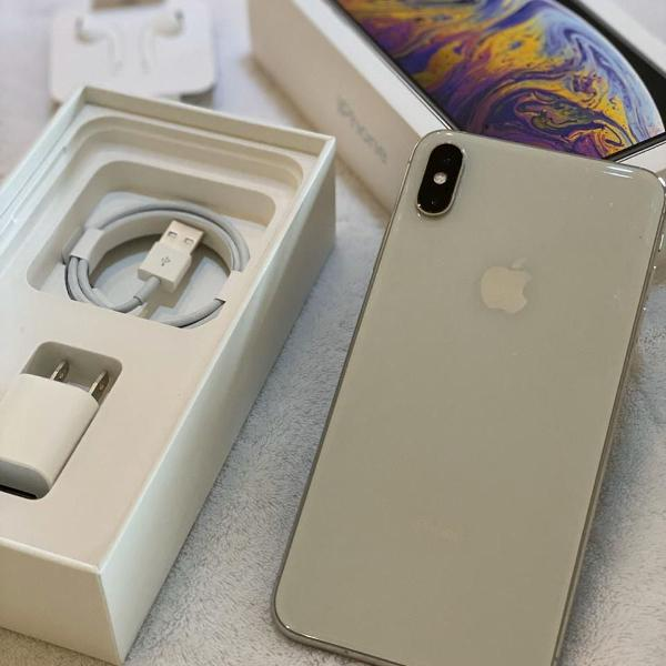 Iphone xs max perfeito estado: impecável