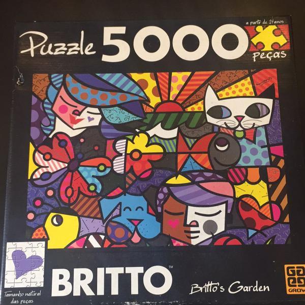 Puzzle romero brito