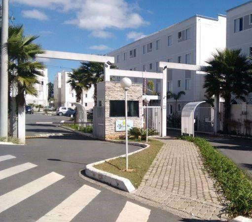 Apartamento residencial parque solar dos sabiás, salto