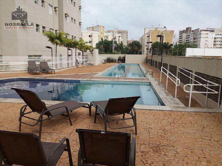 Apartamento com 3 dorms, Nova Aliança, Ribeirão Preto - R$