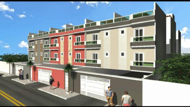 Apartamento na planta sem condominio - parque erasmo