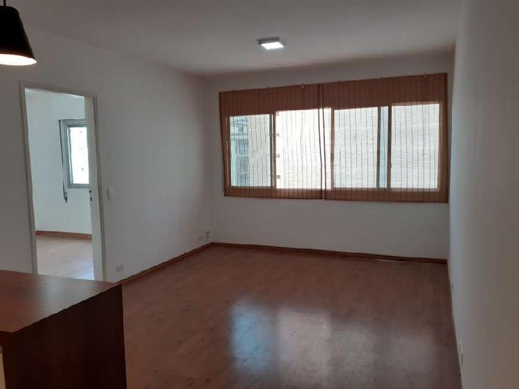 Apartamento para venda possui 60m² santa cecilia - são