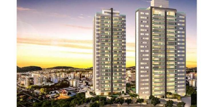 Sensacional apartamento com 4 suítes alto padrão em nova