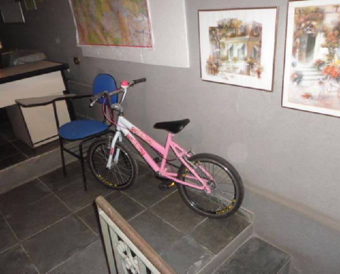 Bicicleta nova aro 20 - moranguinho