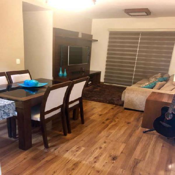 Apartamento 3 quartos living gardens vila das merces