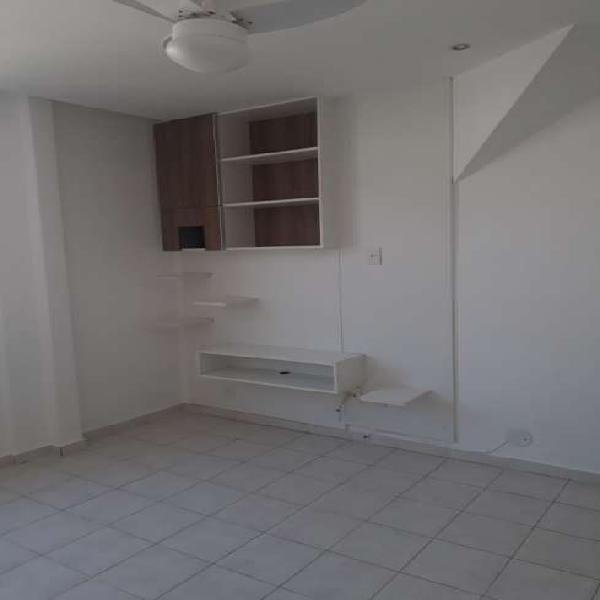 Apartamento para aluguel com 45 metros quadrados com 1