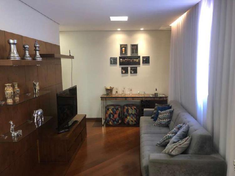 Apartamento para venda tem 110 m² - santa efigênia - belo