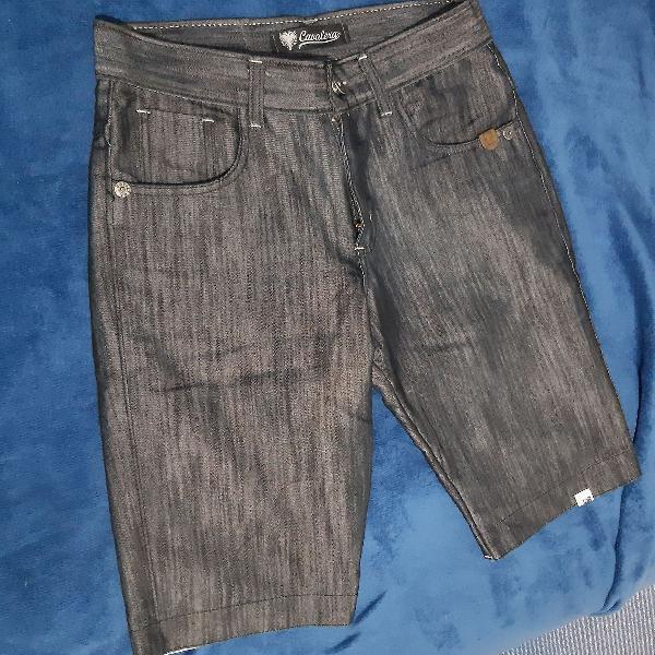 Bermuda jeans cavalera - n 38