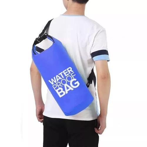 Bolsa saco estanque a prova d'água 10 litros 5cores