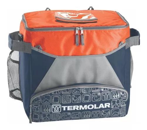 Bolsa térmica 32 litros termolar termobag grande com alça