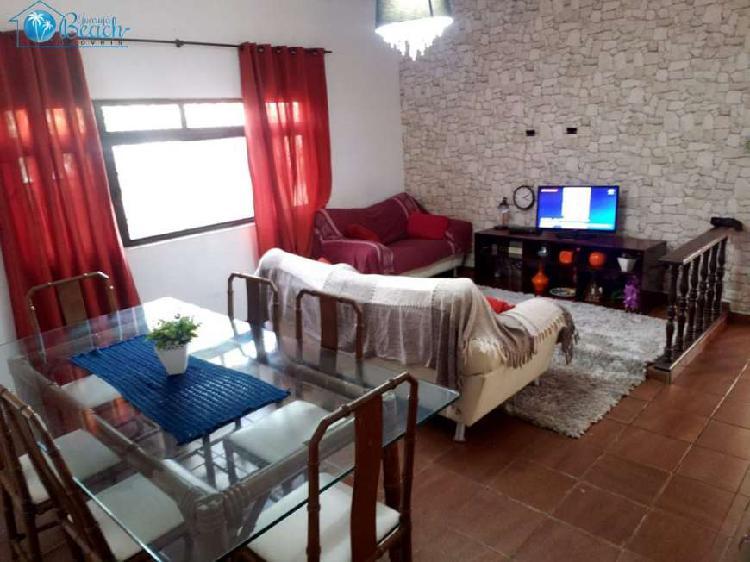 Casa térrea para venda em vila santa rosa guarujá-sp -