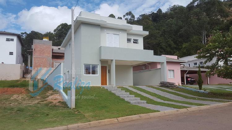 Casa em condomínio fechado ibi aram - itupeva - sp
