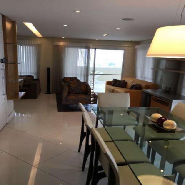 Cobertura duplex 4 garagens 330 m². klabin.