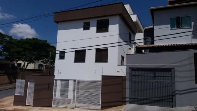 Excelente casa nova recém construída, 3 quartos!