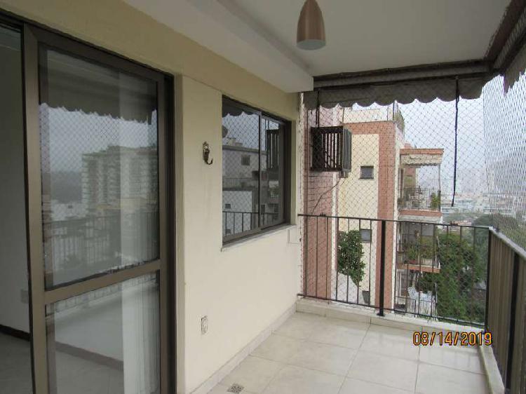 Freguesia apartamento 03 quartos com dependência-freguesia-