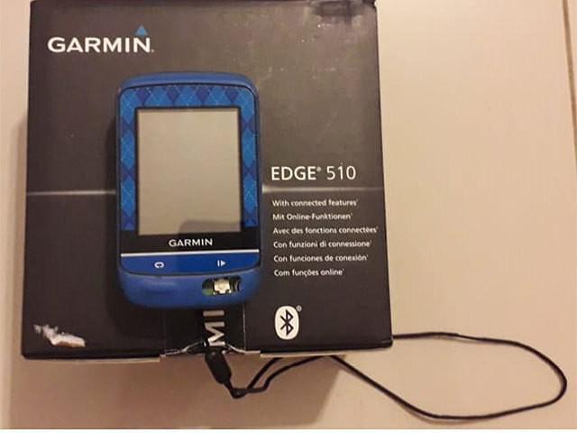Gps garmin edge 510 edição limitada