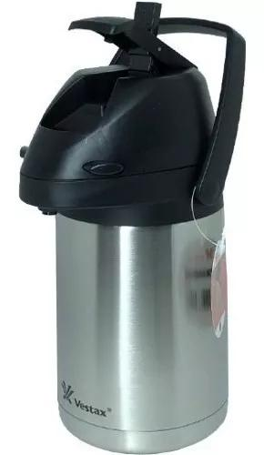 Garrafa térmica aço inox inquebrável 1,3 litros