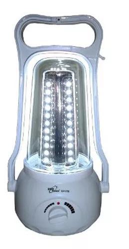 Lanterna lampião eco-770a eco-lux 40 lâmpadas de led luz