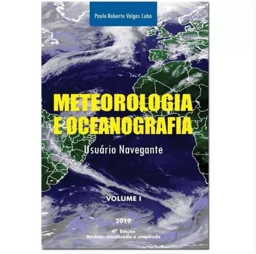 Livro meteorologia e oceanografia xerox preto e branco ok ?