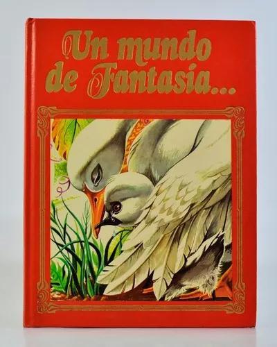 Livro Un Mundo De Fantasía
