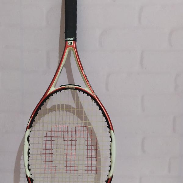 Raquete de tênis - wilson