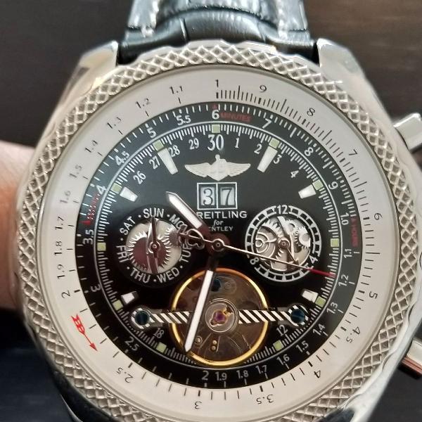 Relógio breitling automático