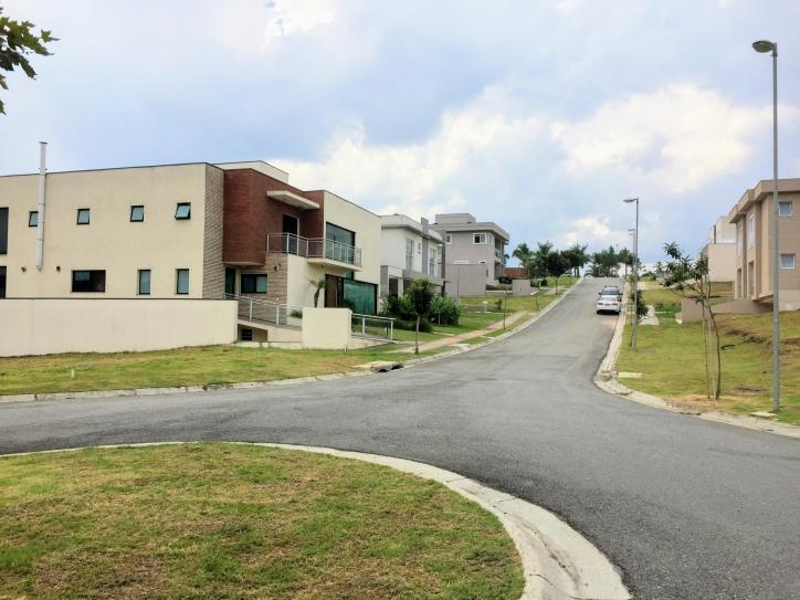 Terreno condomínio itahye - 462 m2 - com projeto