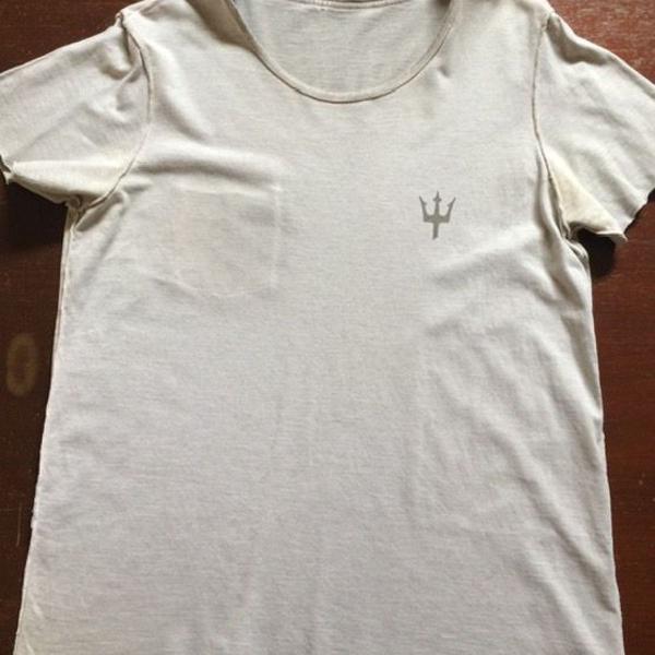 Camiseta osklen dupla face tamanho gg