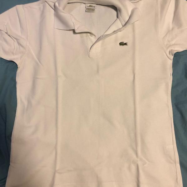 Camiseta polo lacoste