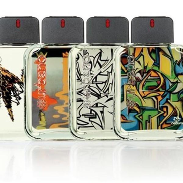colônia desodorante urbano masculino 100ml natura