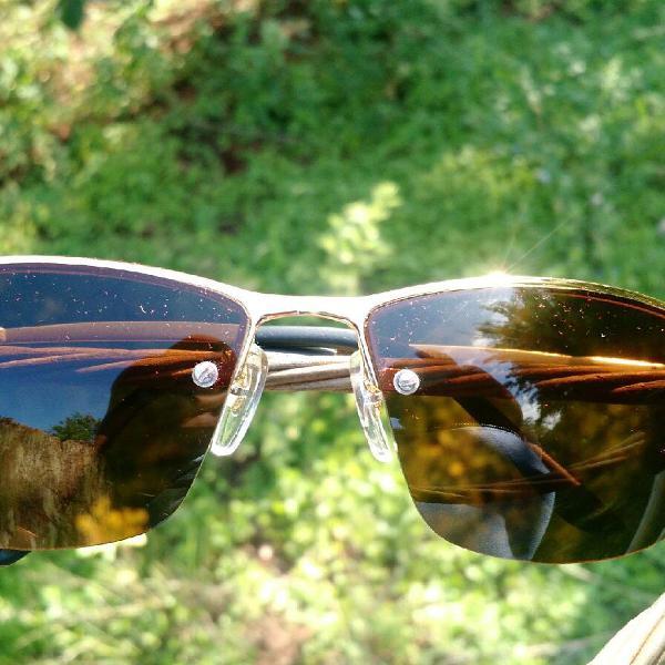 Culos de sol rayban sidestreet 3187 lentes policarbonato