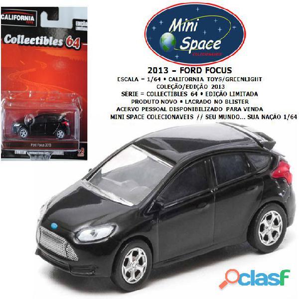 Greenlight (California Toys) 2013 Ford Focus 1/64