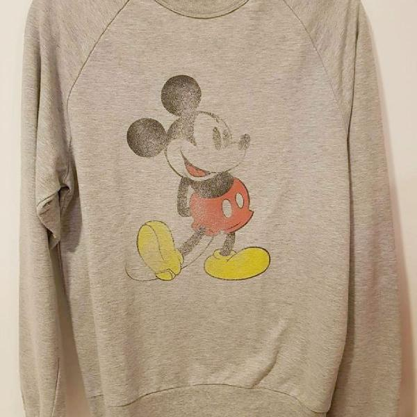 Moletom cinza mickey mouse urban out