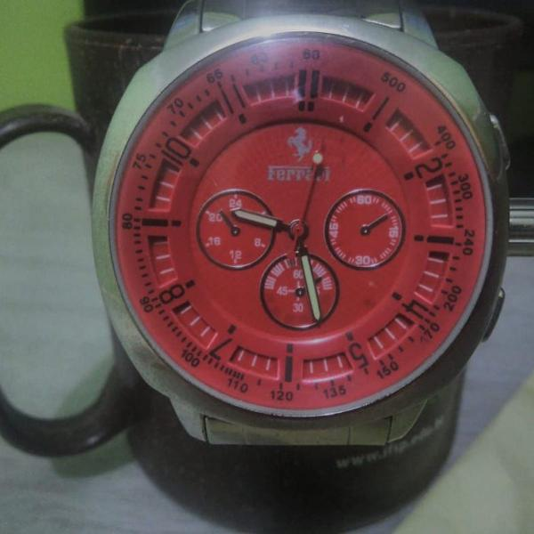 Relógio luxo masculino casual