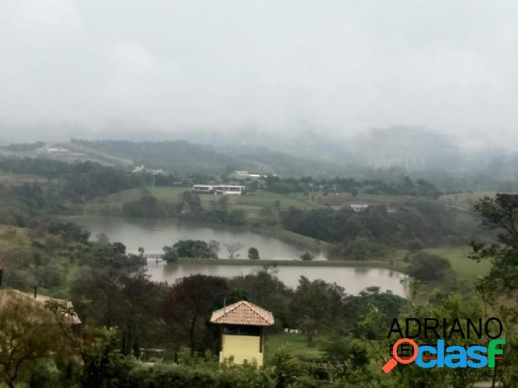 Chácara - casa - vista para os lagos - condomínio rural - joaquim egídio