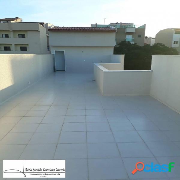 Cobertura sem condomínio - vila pires - 3 dorms -136 m²