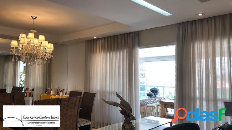 Apto. 03 dormitórios/suites - jd. avelino - cond. reserva jardim - sp.