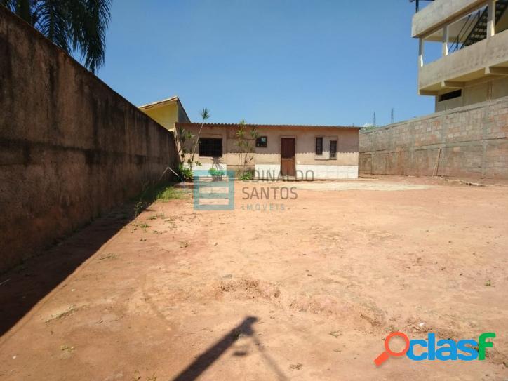 Lote plano c casa (Ref.:7250) Edinaldo Santos Imóveis 1