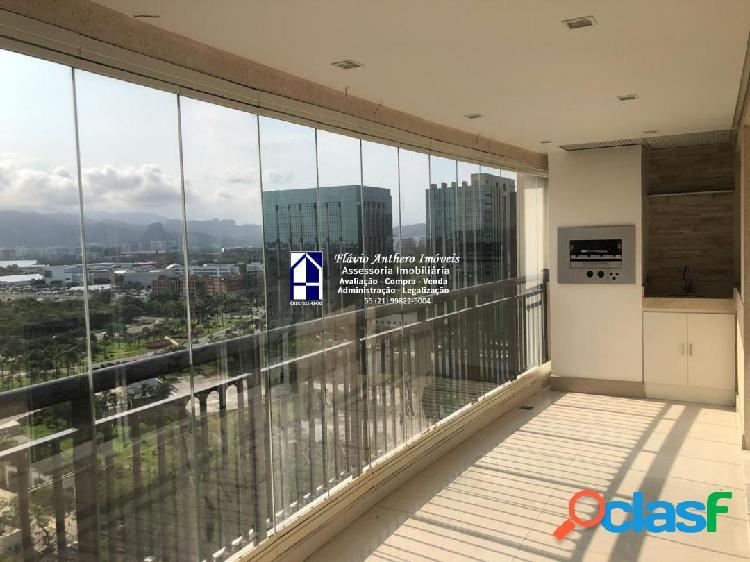 Barra da tijuca - condomínio península way residence
