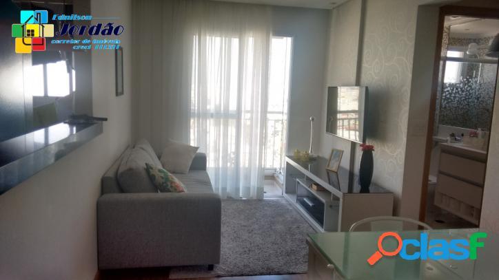 Apto Condomínio Residencial Plaza de Espanha em Utinga 1