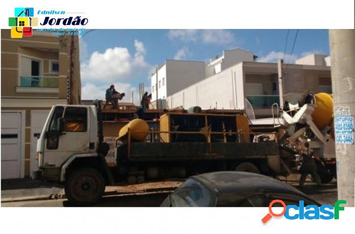 Apto em obras com acesso para via anchieta