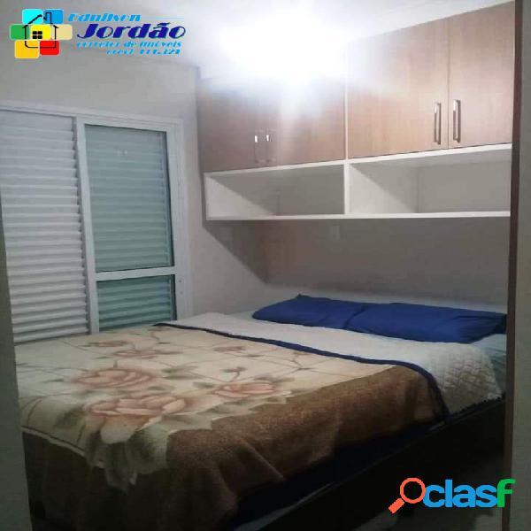 Cobertura mobiliada 2 dormitórios com suíte e próximo de com