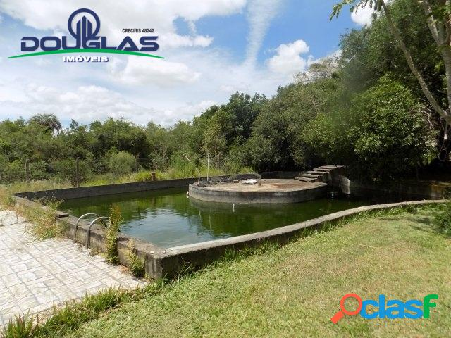 Lindo Sítio 2.800m² Condomínio Fechado Águas Claras 3